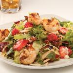 Shrimp & Strawberry Salad