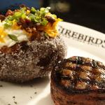 Filet & Baked Potato