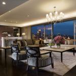 Three Bedroom Apartment Living Area