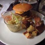 Le burger revisité façon Jean-marc, tout simplement une tuerie!👍🏽
