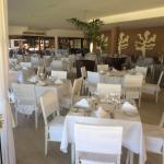 Restaurante do café e jantar