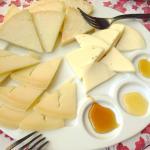 formaggi con miele