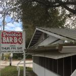 Convenient off of Polk Parkway - worth the drive from Orlando to this icon of BBQ