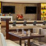 Enjoy a meal or cocktails in spadra33 at Fullerton Marriott at California State University.
