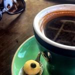 Good, strong coffee