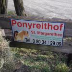 Telefonnummer des Ponyreithofs St. Margarethen