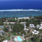 Vue aérienne du Village de Corail