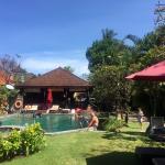 Ida Hotel Pool Area