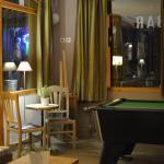 Bar / Espace salon