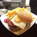 il mitico hamburger del mind