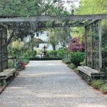 Gazebo where weddings can be planned
