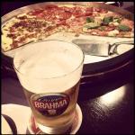 Aquela Pizza e um Choppzinho!!!