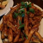 Thai Chili Fries......French fries with a sweet and spicy twist...