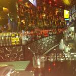 Great Irish themed bar.
