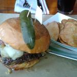 Irish Shanti burger