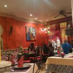 מסעדה מרוקאית נחמדה