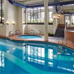 Sheraton Cavalier Calgary Hotel - Oasis Water Park Swimming Pools