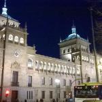 Fachada de la Academia de Caballería (Valladolid)