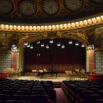 Ateneo rumeno palcoscenico.