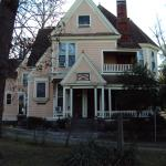Front view of 1884 tinkerbell's Wildwood Bed and Breakfast