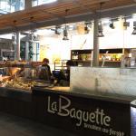 Bilde fra La Baguette