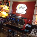 Espresso Valle Uno