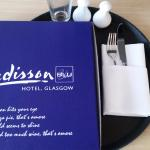 Radisson Blu Hotel, Glasgow-bild