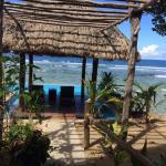 Coral villa view