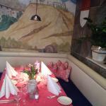 Unser Tisch