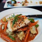 Thai Chicken (front plate)
