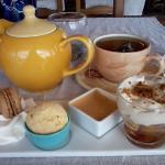 Le thé gourmand
