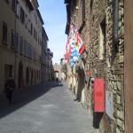 Ingresso Hotel e Porta San Francesco