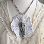 Some of the beautiful Antique Irish  Lace Items for sale at The Sheelin Antique Lace Shop