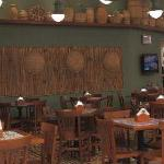 Escritório restaurante, Recife, Brazil.