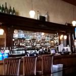 The old bar, that came around the horn over 100 years ago!