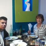Amazing food . Great atmosphere. Excellent service. Very good value for money. Would highly reco