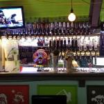 One fantastic craft beer bar