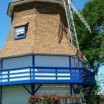 Dutch Windmill Museum Foto