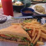 Food - The Oasis on Lake Travis Photo