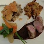 Foto de Restaurant Auberge Batby