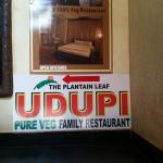 Photo de Hotel Plantain Leaf Restaurant