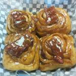 Bacon Cinnamon Buns!!!