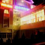 hình ảnh khách sạn về đêm