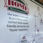 Home Restaurant Photo