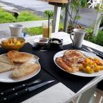 Excelentes desayunos