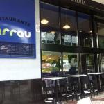 Restaurante Larrau en Barakaldo (Bizkaia) fachada