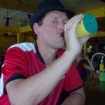 Beer ant Margarita Station