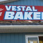 Front of Vestal Bakery