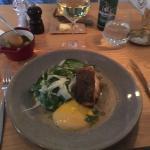 Brasserie Konrad at Ski Lodge Foto