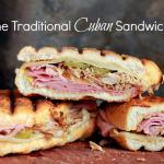 Our new cuban sandwich